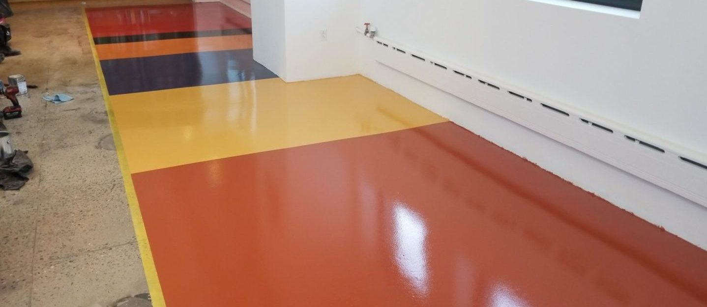 Custom Epoxy Flooring